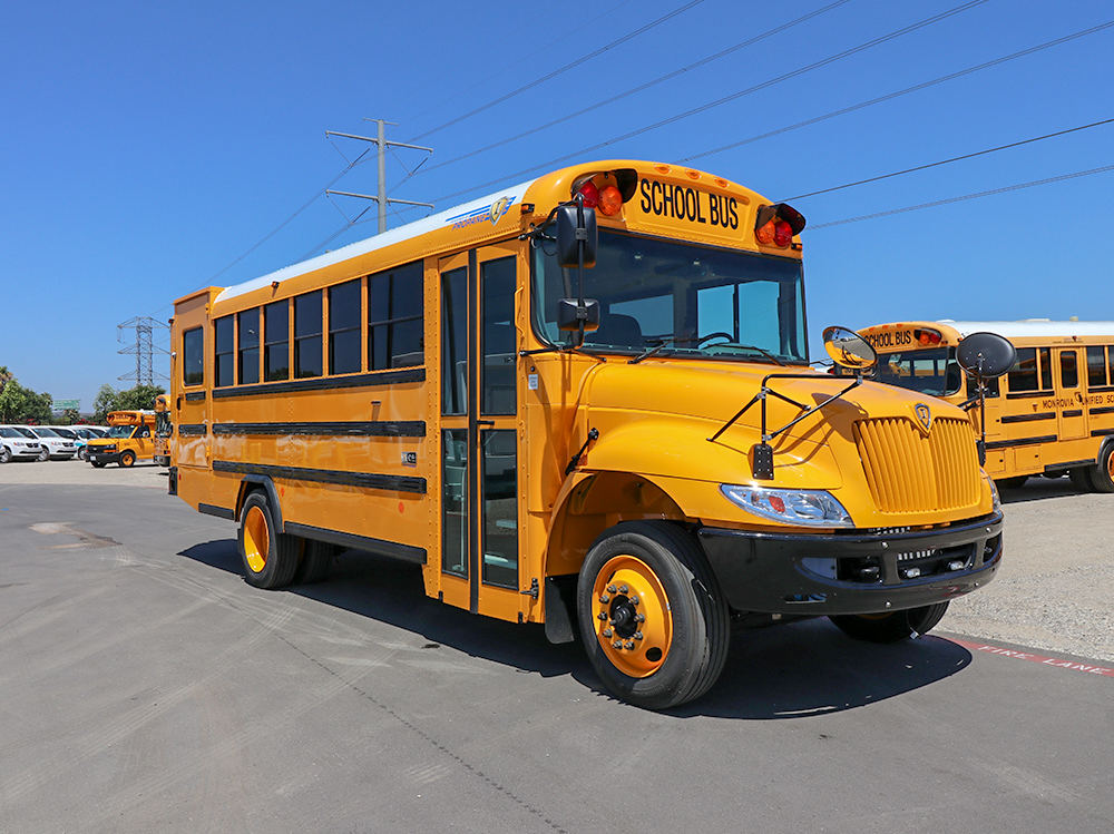 Ce Series School Buses | Creative Bus Sales | Chino California
